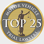 Top 25 Motor Vehicle Lawyer